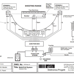 Wiring Schematic for Olympic Bunker and Skeet